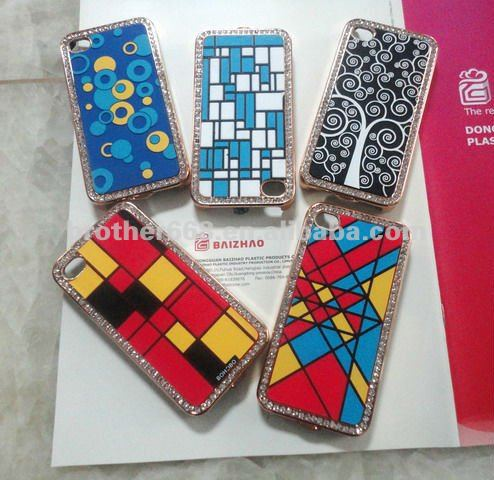 mobile silicone phone cover for gift