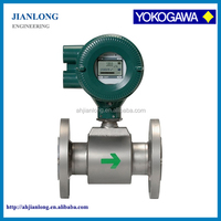 ADMAG AXR Yokogawa Cheap electromagnetic flow meter/magnetic water meter for industrial purpose