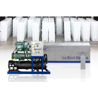 Large Ice Block Maker for Ice Factory