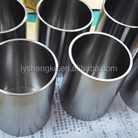 High Temperature Resistance Tungsten Crucible