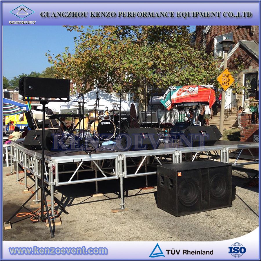 Event Smart Stage Cheap Portable Stage for Concert