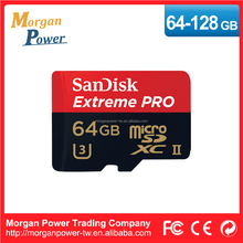 High Speed SanDisk Extreme Pro microSD UHS-II Memory Card 275MB/s SDSQXPJ 64GB