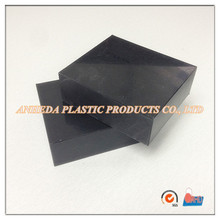 Extruded 1000*2000*1~120mm Black PE Sheet