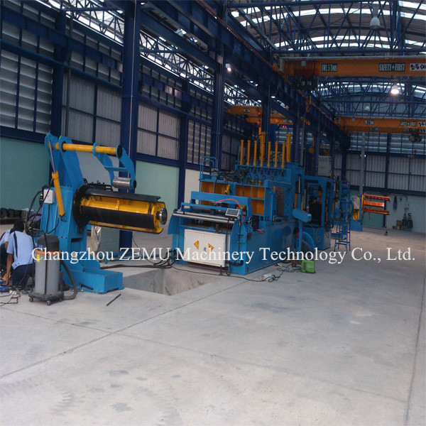 Fin wall Corrugated Tanks Manufacturing Line