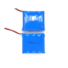Tw 18650 4000Mah Lithium Ion 7.4V Li-Ion Battery Pack