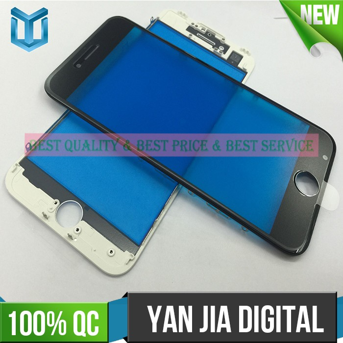 Front Outer Glass LCD Replacement Lens Touch Screen Cover for iPhone 7 4.7""
