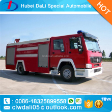 8000liter fire trucks for sale in europe