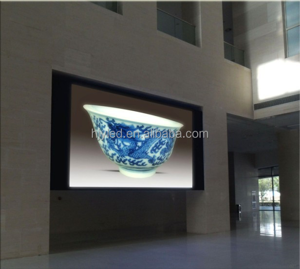 Pefect color P6 indoor led sign/led tv/led screen