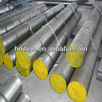 JH hot rolled or forged alloy steel round bar 34CrNiMo6