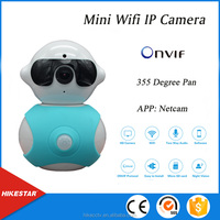 Temperature Sensor !!! 2016 Best Price WIFI IP Infrared Security Camera