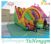 commercial inflatable slide ,animal slide inflatable toy for kids dry slides