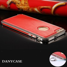 2015 new arrival hot selling factory cheap price new phone case for iphone6, for iphone 6 leather case