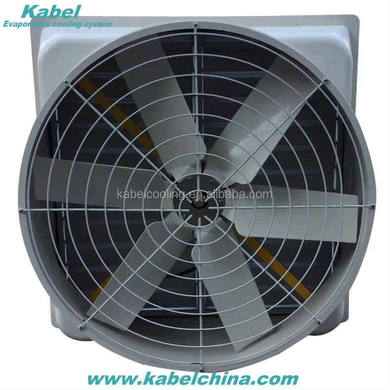 45000m3/h Fiber glass exhaust fan