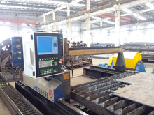 PC based controller cnc plasma/flame cutting control system on Messer machine