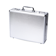 Custom Aluminum Laptop Briefcase Hand Case for Man