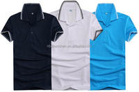 Short Sleeves blank t shirt china wholesale t-shirt printing promotional polo shirt
