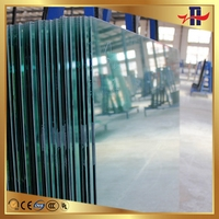 Design new coming toughened transparent glass