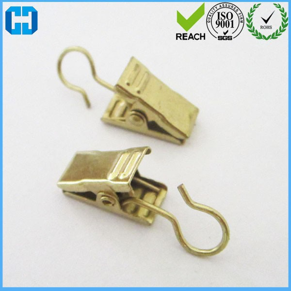 Factory Export Prefessional Curtain Rings Hooks Clips In China