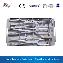 Basic orthopedic instrument set for reconstruction limbs fracture, surgical instrument