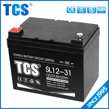 2016 Great Sell 12v rechargeable battery 31ah energy storage battery storage battery