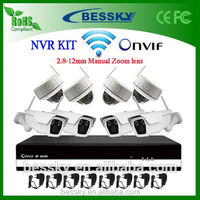 8CH WIFI NVR Kit,1080p ip camera,video baby monitor,mobile police car dvr system
