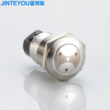 19mm metal waterproof 220v alarm buzzer