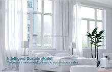 Intelligent curtain.for living room ,office ,high quality, best price