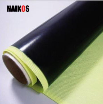 Black Anti-static /ESD Pure PTFE Film Adhesive Tape