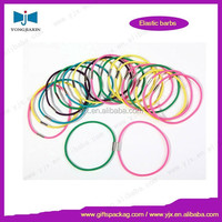polyester bungee cord with barb,