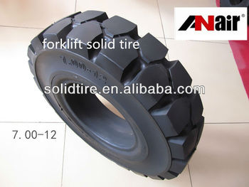 forklift tire;solid tire;rubber solid forklift tires