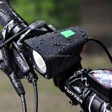 High Quality 1200 Lumen CREE XML T6 LED Bike Light Bicycle Front Lamp Outdoor Flash Headlight