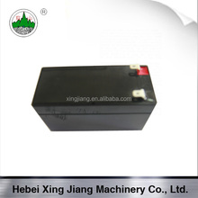 lead acid storage battery 12v 1.2Ah for solar panels