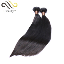 Wholesale Straight Brazilian Hair Weft Natural Color Remy Hair 100 Human Hair Extension