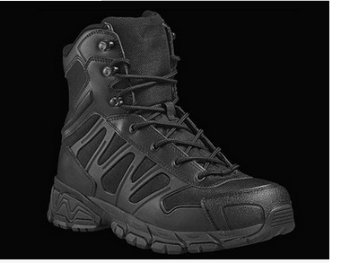 TSB09 Tactical boots crawl rope scale boots with high quality rubber outsoles anti skid desert boots Light Weight