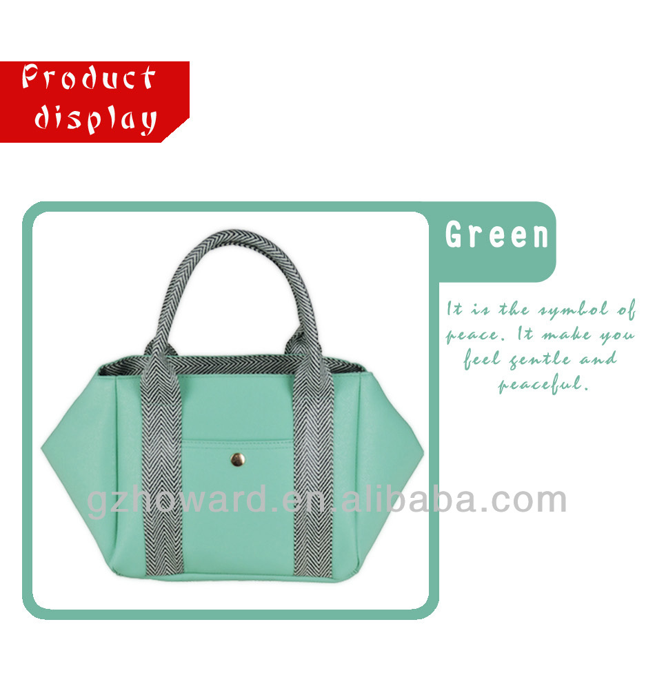 Thailand design women bag matching cloth