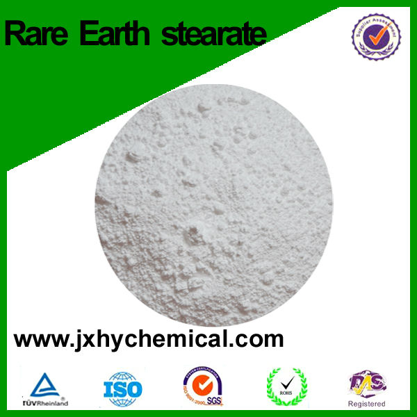 Lubricant Rare Earth Stearate(REC) CAS NO: 1592-23-0