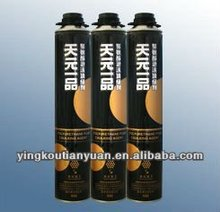 Expanding PU foam Sealant waterproof sealant