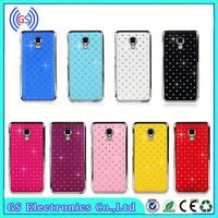 Mobile Cover For Xiaomi Redmi 1S Luxury Bling Diamond PC Hard Case,China Manufacture Paypal Accept