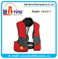 inflatable fishing vest