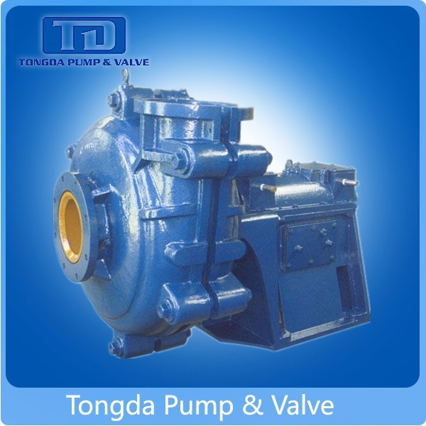 Dongying Semi Open Impeller Slurry Pumps China Supplier