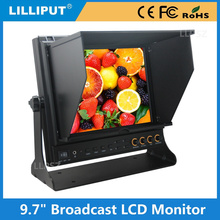 9.7 Inch IPS LED HD Monitor 1024x768 HDMI Component Video Input