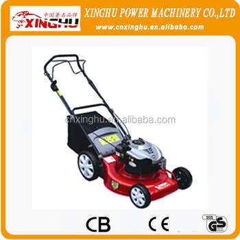 Hot sale high quality self-propelled gasoline 193CC 530s-3 lawn mower/19'' 20'' 21'' lawn machine mower
