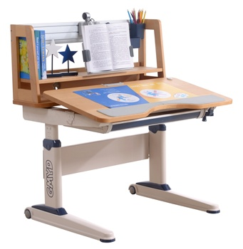Children Study Table Height Adjustable Kids Homework Table