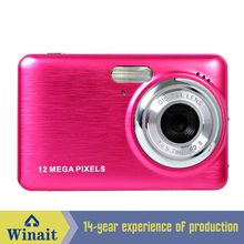 OEM digital camera with 12 Megapixels 2.7inch TFT LCD