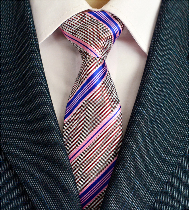 silk tie for man neckwear latest design