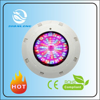IP68 waterproof stainless steel 12V Remote Control Resined high power LED underwater Swimming Pool Light