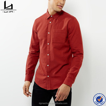 shirts wholesaler in mumbai single pocket long sleeve man shirts