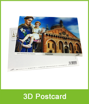 customized 3d glasses advertising poster