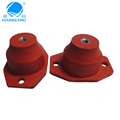 High quality custom isolator rubber shock absorber rubber/silicone vibration dampers