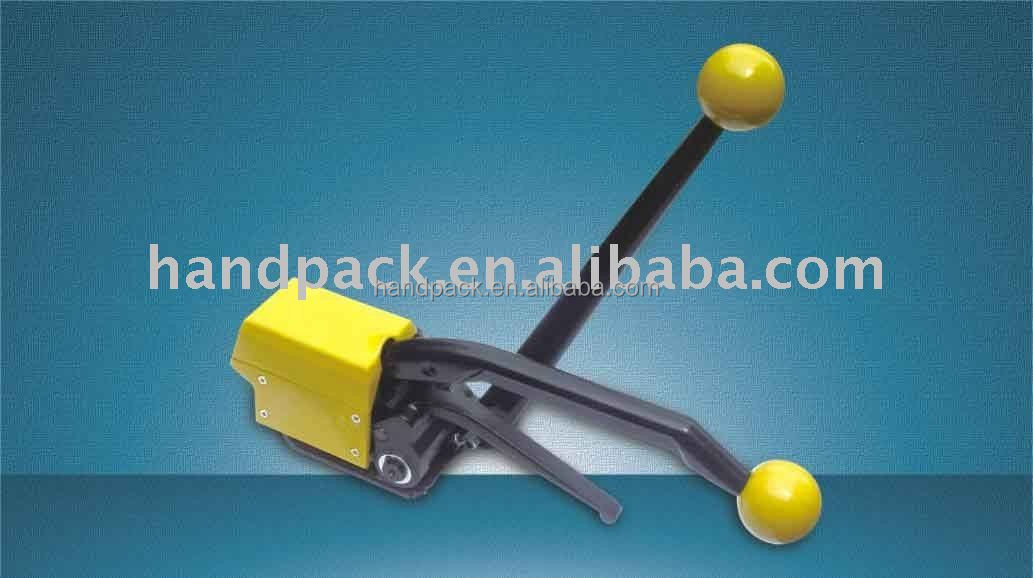Manual strapping tool A333 for steel strap